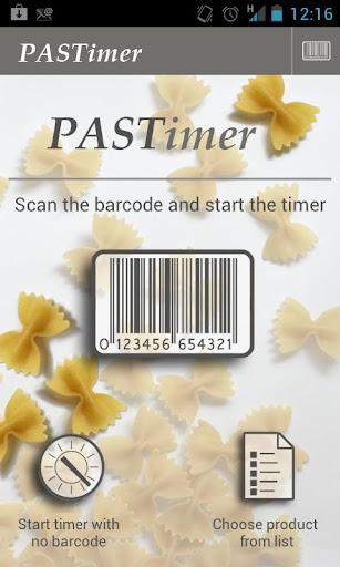 Pastimer - Kitchen timer