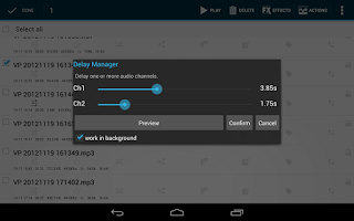 Screenshot of Voice PRO