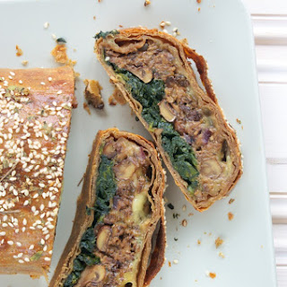 Mushroom Spinach Wellington Recipes