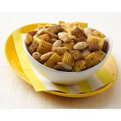 Lemon Rosemary Chex® Mix