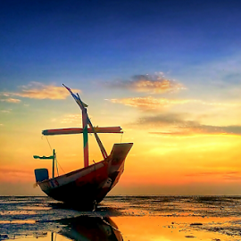 boats. by Herry (Himura Kenshin) - Instagram & Mobile Android