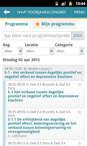 【免費醫療App】NVvP Voorjaarscongres 2012-APP點子