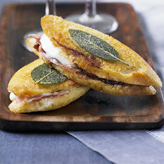 Mini Saltimbocca Sandwiches