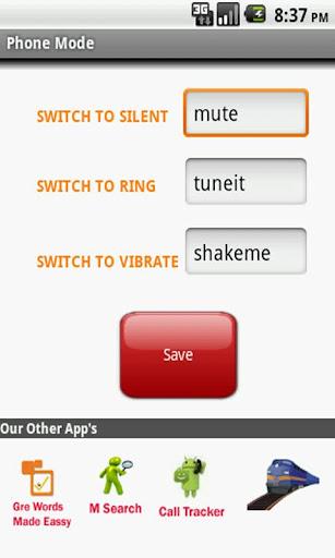 Phone Mode
