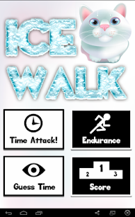 Ice Walk - screenshot