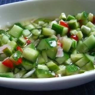 Spicy Cucumber Relish Recipes
