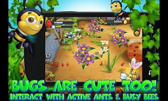 Screenshot of BUG VILLAGE