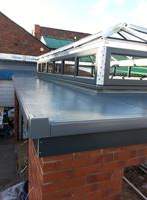 GRP Fiberglass roofers in Southport