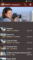 Screenshot of Gran Canaria Travel Guide