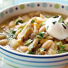 Weight Watchers White Chili