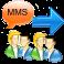Group SMS MMS + Forward/Twitt