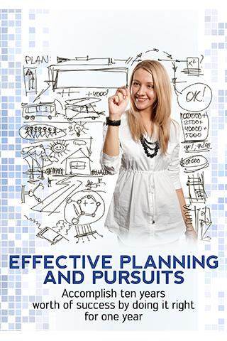 Effective Planning and Pursuit