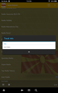 Macedonia Radio - screenshot