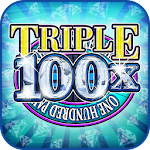Triple Diamonds 100x Slots 1.7 Apk