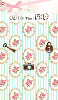 Screenshot of Cute wallpaper★sweet antique