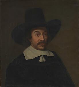 RIJKS: Paulus Hennekyn: painting 1658
