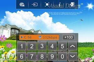 Screenshot of net-TV mobile