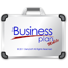 The Business Plan Mobile icon