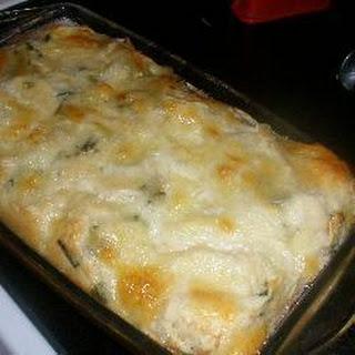 Cheesy Fish Recipes