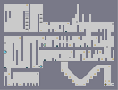 Thumbnail of the map 'distorted lines'