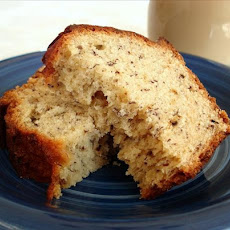 Stacie's Sour Cream Banana Bread