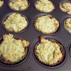 Cottage Cheese and Dill Muffins
