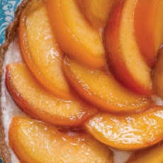 Wine-Poached Nectarine Tart From 'Fruitful'