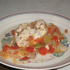 Spaghetti Squash Casserole (South Beach Diet P1)