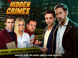 Screenshot of NY: Hidden Crimes