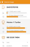 Screenshot of iiNet Support