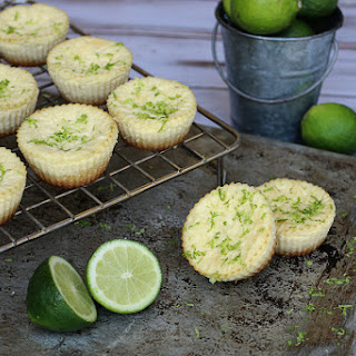 Low Carb Key Lime Cheesecakes