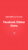Screenshot of FB Status Messages Store