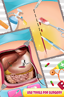 Screenshot of Tummy Surgery Doctor