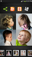 Screenshot of Kids Hairstyles