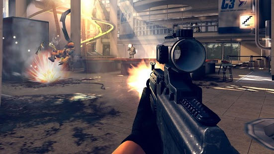 Game Modern Combat 4: Zero Hour APK for Windows Phone