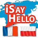 iSayHello French - Polish icon