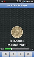 Screenshot of Joe & Charlie - Big Book Study