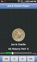 Screenshot of Joe & Charlie - Big Book Study