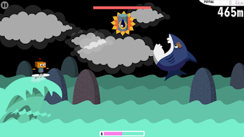 Screenshot of Robo Surf Free