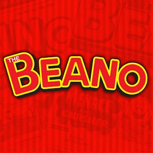 Cover art The Beano