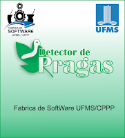 Screenshot of Detector de Pragas