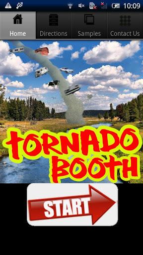 Tornado Booth
