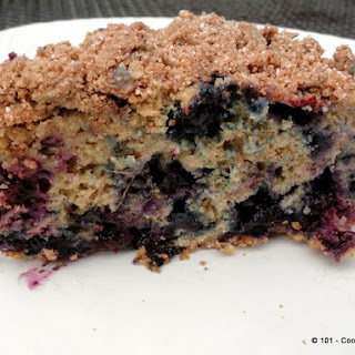 Blueberry Buckle Healthy Recipes