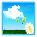 Blue sky clouds dudungsil... icon