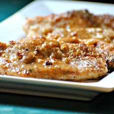 Fried Pork Chops With Brown Milk Gravy