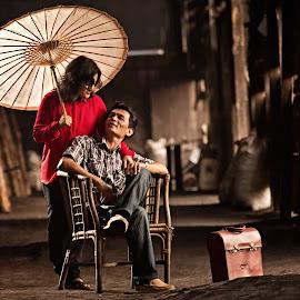 Talian Cinta. by Amir Ashraf - Wedding Other ( love, wife, port weld, husband, post wedding )