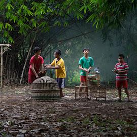 arghh by Jhonny Yang - Babies & Children Children Candids