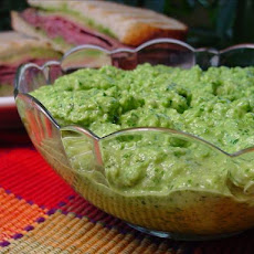 Green Chile Cilantro Pesto