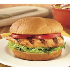 Sweet Grilled Chicken Sandwich
