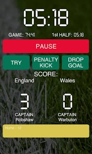 Rugby Referee - screenshot